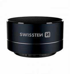 Bluetooth reproduktor Swissten i-METAL èerný