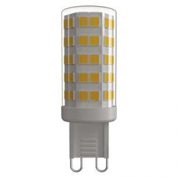 LED žárovka Classic JC A++ 4,5W G9 teplá bílá EMOS ZQ9540