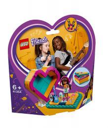 Andreina srdcová krabièka LEGO Friends 41354