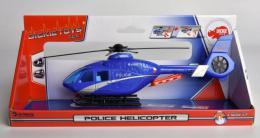 Policejní vrtulník 24 cm, èeská verze