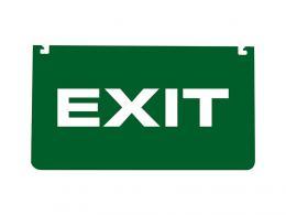 PIKTOGRAM EUROPA LED - exit, PN04000009