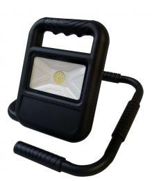 Bateriový pøenosný LED reflektor LED SMD BATTERY 10W Greenlux GXLR001