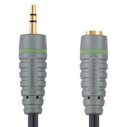 Bandridge prodlužovací kabel pro sluchátka, 2m, BAL3602, BN-BAL3602