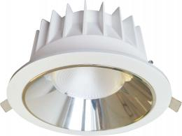 LED vestavné svítidlo LINX PROFI-R 40W NW, 4000K, 3850lm, IP20, Greenlux GXPR103