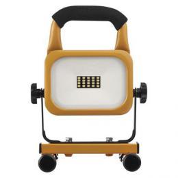 LED reflektor AKU nabíjecí pøenosný, 10W, 6500K, IP54, EMOS ZS2811