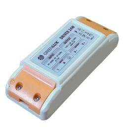 LED driver 24W DC 12V/24W IP20 Greenlux GXLD017