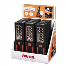Professional pøenosné pracovní LED svìtlo (svítilna) Hama 107283