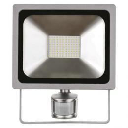 LED reflektor PROFI s pohybovým èidlem, 50W neutrální bílá, 5000lm, 4000K, IP44, EMOS ZS2740