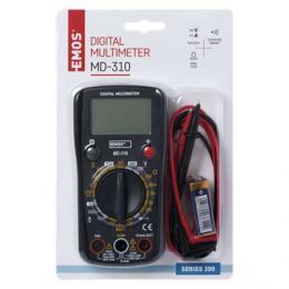 Digitální multimetr MD-310, EMOS M3620