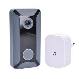 Wi-Fi bezdrátový zvonek s kamerou, Solight 1L200