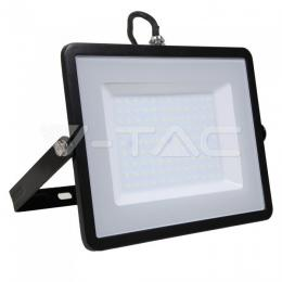 LED reflektor SUPER PRO V-TAC 100W Floodlight SMD SAMSUNG Chip Slim Black Body 4000K 120 lm/Watt, 12000lm, 4000K, IP65, SKU766