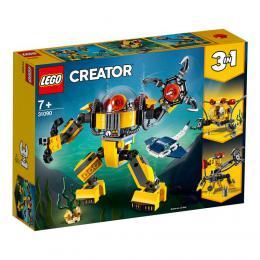 Podvodní robot LEGO Creator 31090