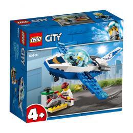 Hlídka Letecké policie LEGO City 60206