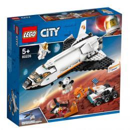 Raketoplán zkoumající Mars LEGO City 60226