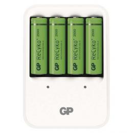 Nabíjeèka baterií GP PB420 + 4x AA GP ReCyko+ 2500 mAh B0042