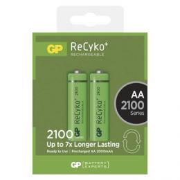 Nabíjecí baterie GP ReCyko+ 2100 (AA) 2ks B1427