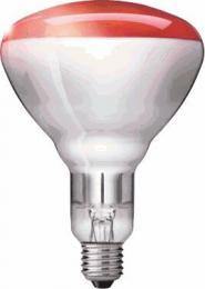 Infraèervená reflektorová žárovka Philips IR 250W E27 ES Incandescent BR125 230-250V 923212043801