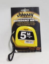 Svinovací metr Johnney 5 m x 13mm