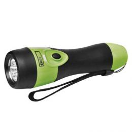 LED ruèní gumová svítilna P3865, 40 lm, 2x D, P3865