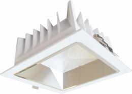 LED vestavné svítidlo LINX PROFI-S 40W NW, 4000K, 3850lm, IP20, Greenlux GXPR107