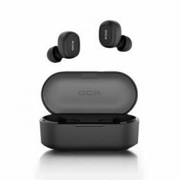 Bezdrátová sluchátka black QCY T2C/T1S BT 5.0 TWS