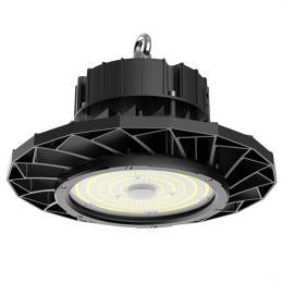 LED prùmyslové svítidlo High bay, 200W, 26000lm, 120°, Samsung LED, Lifud driver, 5000K, 1-10V stmívání, IP65, Solight WPH-200W-