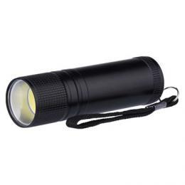 LED ruèní kovová svítilna EMOS P3894, 100 lm, 3x AAA
