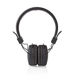 Bezdrátová sluchátka Nedis BT HPBT1100BK èerná