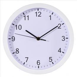 Nástìnné hodiny Hama Pure, 25 cm, tichý chod, bílé, Hama 186341