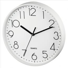 Nástìnné hodiny Hama PG-220, tichý chod, bílé, 186387