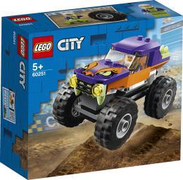 Monster truck LEGO CITY 60251 - zvìtšit obrázek