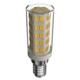 LED žárovka Classic JC A++ 4,5W E14 4100K 465lm EMOS ZQ9141
