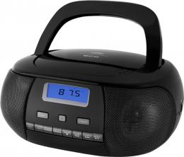 Rádio s CD ECG CDR 500 Black