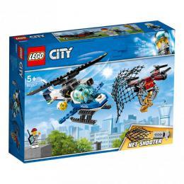 Letecká policie a dron LEGO CITY 60207
