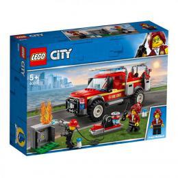 Zásahový vùz velitelky hasièù LEGO CITY 60231