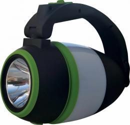 LED pøenosné interiérové svítidlo CAMPING USB CHARGE, Greenlux GXLS141