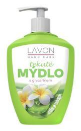 Mýdlo tekuté Lavon 500 ml Aloe vera zelené s glycerinem