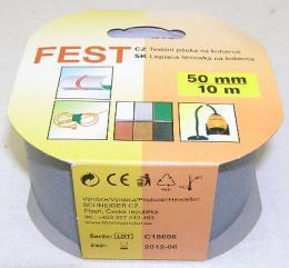 Páska kobercová textilní 48mm x 7m