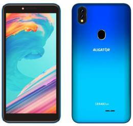 Mobilní telefon ALIGATOR S5540 Duo 32GB Blue/modrý