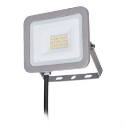 LED reflektor Home, 20W, 1500lm, 4000K, IP65, šedý, Solight WM-20W-M