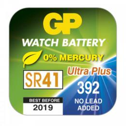 Knoflíková baterie do hodinek GP 392F (SR41, SR736) 1043039235 - zvìtšit obrázek