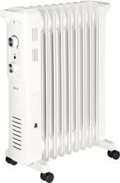 Olejový radiátor ECG OR 2090, 750 / 1500 / 2000 W, termostat