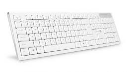 Bezdrátová klávesnice Connect IT CKB-3010, bílá