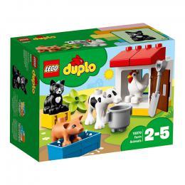 Zvíøátka z farmy LEGO DUPLO 10870 - zvìtšit obrázek
