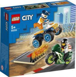 Tým kaskadérù LEGO CITY 60255