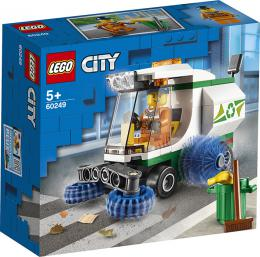 Èistící vùz LEGO CITY 60249 - zvìtšit obrázek