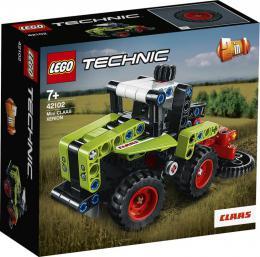 Mini CLAAS XERION LEGO TECHNIC 42102 - zvìtšit obrázek