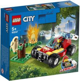 Lesní požár LEGO CITY 60247 - zvìtšit obrázek