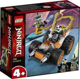 Coleovo rychlé auto LEGO NINJAGO 71706 - zvìtšit obrázek