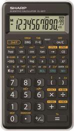 Kalkulaèka SHARP EL-501T-WH, 146 funkcí, bílá barva